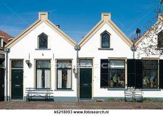 Arbeidershuisjes Paardenwal Zutphen