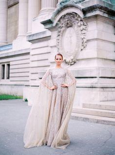 "The ""wow"" moment: http://www.stylemepretty.com/2016/05/11/wedding-dress-photos-bride/"