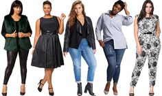 Plus Size Fashion Sales and Deals For The Weekend of 10/2/15