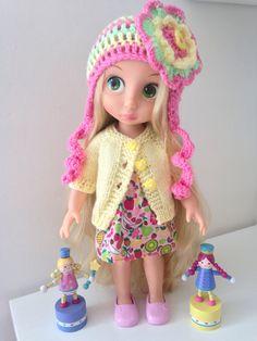 Disney Animator Dolls Clothes Lemon 3/4 length by SherbetLemoni