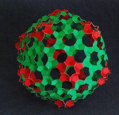 Crinkled Truncated Icosahedron