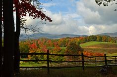 Autumn in WV by Rick Burgess 2012