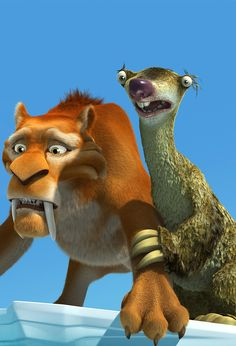 "Which Character From ""Ice Age"" Are You? Manny."