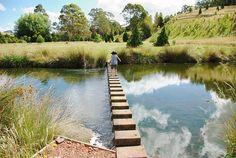The Tasmanian Arboretum is a botanical tree park near Devonport, Tasmania, Australia.