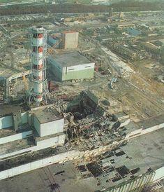 Chernobyl Power Plant in Ukraine 1986 Tahiti, Bora Bora, Chernobyl 1986, Chernobyl Disaster, Fukushima, Abandoned Buildings, Abandoned Places, Cancun, Nepal