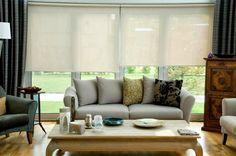cortinas para janelas grandes sala - Google Search