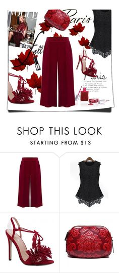 """Cheap"" by theitalianglam ❤ liked on Polyvore featuring fallgetaway"