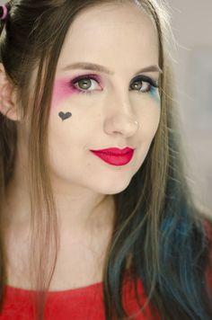 Harley Quinn Lipstick April 2017