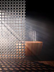 Add-On Radiator by Satyendra Pakhale in bathroom