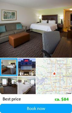 Hampton Inn & Suites Minneapolis West/Minnetonka (Minnetonka, USA) – Book this hotel at the cheapest price on sefibo.