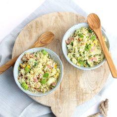 Nasi Goreng, Asian Kitchen, Vegetarian Recipes, Healthy Recipes, Asian Recipes, Ethnic Recipes, Pasta, Indonesian Food, Fabulous Foods