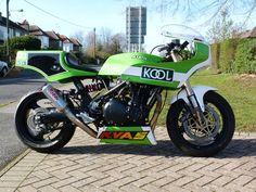 Moto Martin Kawasaki endurance replica