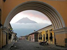 Guatemala. Photo by Clare Matheson.