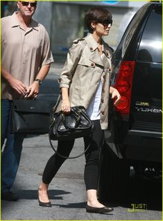 trench coat celebrity - Google Search
