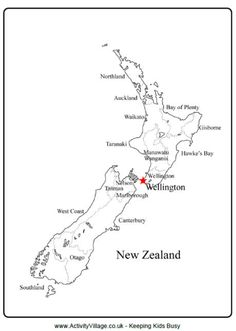 Just for fun, print out and fold up this little booklet with a collection of New Zealand slang to practise and enjoy with the kids. You will need instructions for our origami booklet. Thai Tattoo, Arm Tattoo, Canterbury New Zealand, Map Of New Zealand, Pebeo Paint, New Zealand Tattoo, Maps For Kids, Irezumi Tattoos, Girl Guides