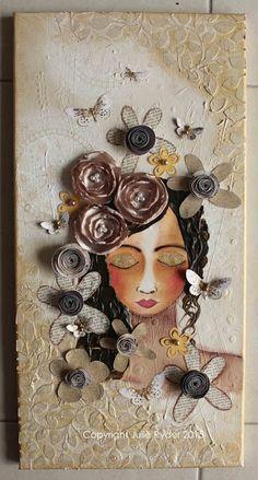 Made-By-Me....Julie Ryder: Vanilla Dream.....