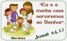 Mudadinhos   Ministério Infantil Tempo de Mudança: Versículo da Semana!!!