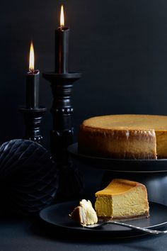 Maple Cheesecake with Roasted Pears | Recipe | Pears and Cheesecake