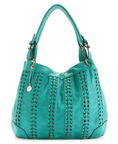 Love this bag in this Turquoise color and the cream color! Big Buddha Handbag, Granada Hobo - Hobo Bags - Handbags & Accessories - Macy's $70.99