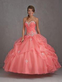 Allure Quineanera Dress Q408   Terry Costa Dallas