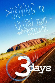 But the best way to drive to Uluru from Adelaide in 3 days is more complicated than it sounds, especially if you want to do it one-way. Lets face it, driving through nothing once, isn't appealing, doing it willingly twice must be a symptom of some Visit Australia, Western Australia, Australia Travel, Overseas Travel, Travel Guides, Travel Tips, Travel Couple, Travel Around, New Zealand
