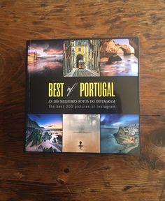 """""""Best of Portugal"""" - Mais de 200 fotografias do Instagram publicadas num livro pela Prime Books, a partir da página @Super_Portugal daquela rede social."""