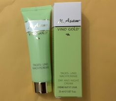 M. Asam VINO GOLD Day & Night Cream 25ml $8