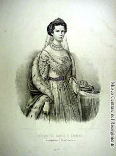 Elisabeth de Baviėre.