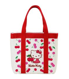Hello Kitty Lunch Tote Bag - Choose One   eBay   HELLOkitty   Pinterest   Lunch  tote, Hello kitty and Tote bag caa9de6567