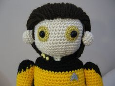 Crochet - I SO need to make this for Joe!