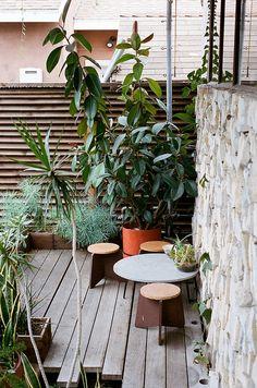 Garden plants, porch garden, home and garden, garden yard ideas, balcon