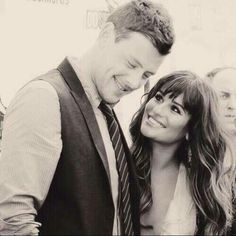 "RIP Cory, it still makes me so sad! I feel so bad for his girlfriend lea Michelle! I love glee and mainly because of ""Finn & Rachel"""