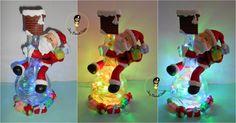 luminaria garrafa biscuit - Pesquisa Google