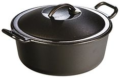 Lodge P10D3 ProLogic Cast Iron Dutch Oven PreSeasoned 4Quart * Want to know more, click on the image.