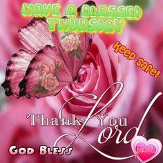 Blessed thursday