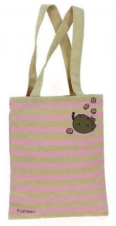 Pusheen Tote Bag