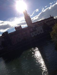 My town, Verona, rive gauche