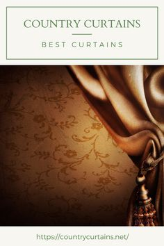 farmhouse curtains style Country Curtains Catalog, Curtain Styles, Farmhouse Curtains, Cool Curtains, Interior Decorating, Interior Design, Roller Blinds, Curtain Rods, Soft Furnishings