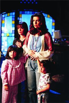 Patty, Little Prue, Little Piper & Older Piper