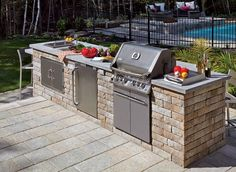 120 Terrace Grill Ideas Outdoor Kitchen Design Outdoor Kitchen Backyard Patio