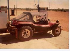 Lost in time Beach Buggy, Manx, Old School, Volkswagen, Antique Cars, Vehicles, Dune Buggies, Pipe Dream, Vintage