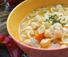 Rezept Hausgemachte Hühnersuppe mit Nudeln von faulesocke - Rezept der Kategorie Suppen