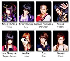Japanese band :) so awesome