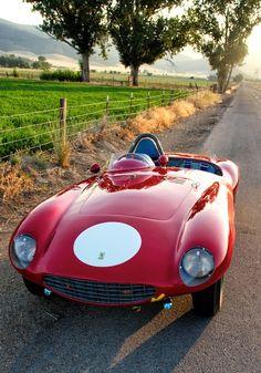 Ferrari 750 Monza Spider (1954)