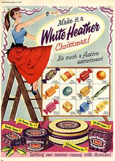 1956 … festive assortment!