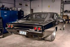 68' Dodge Charger