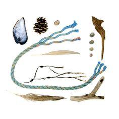 Beachcombing series