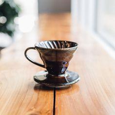 Insight Coffee // Hario v60 01 Ceramic Dripper 1-2 Cup