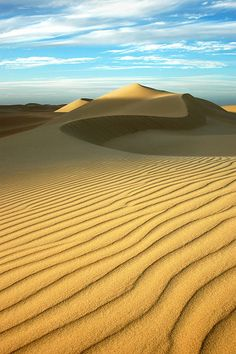 Dune Patterns   Egypt