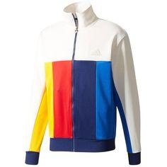 eb625e932d3c4 Adidas New York trainingsjack heren chalk white. Williams TennisPharrell  WilliamsTennis ClothesMens ...